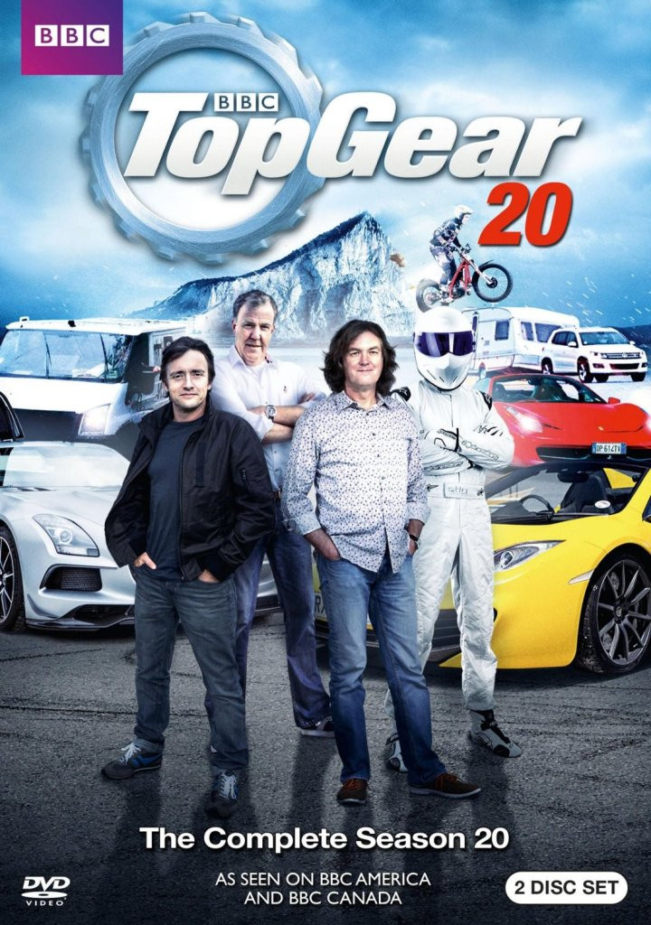 Win Top Gear DVDs on Autosaur