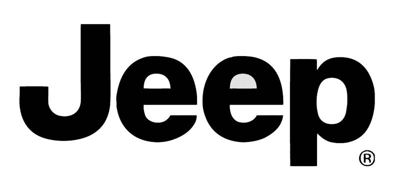 Large Jeep logo