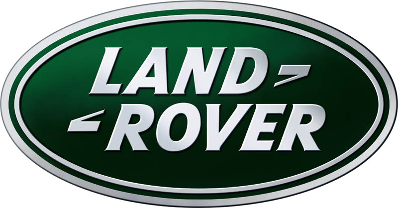 Large Land Rover logo
