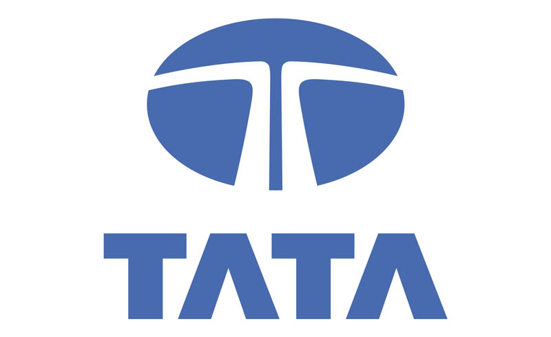 Large Tata Motors logo