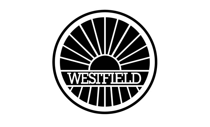Large Westfield Cars logo