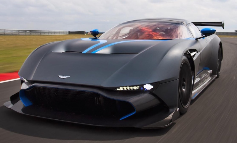 These Pics Of The $2.8m Vulcan Will Make You Salivate