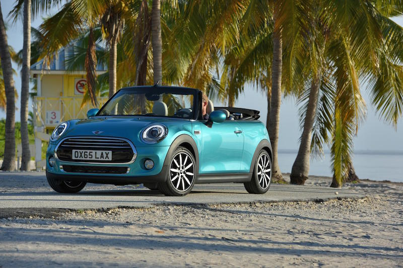 Meet The 2016 Mini Convertible (PICTURES)