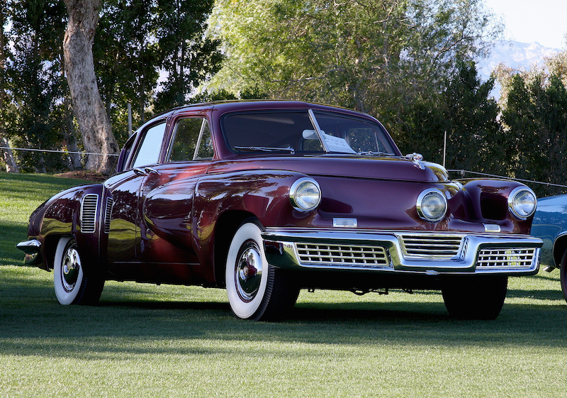 The 10 Coolest Cars From The 1940s