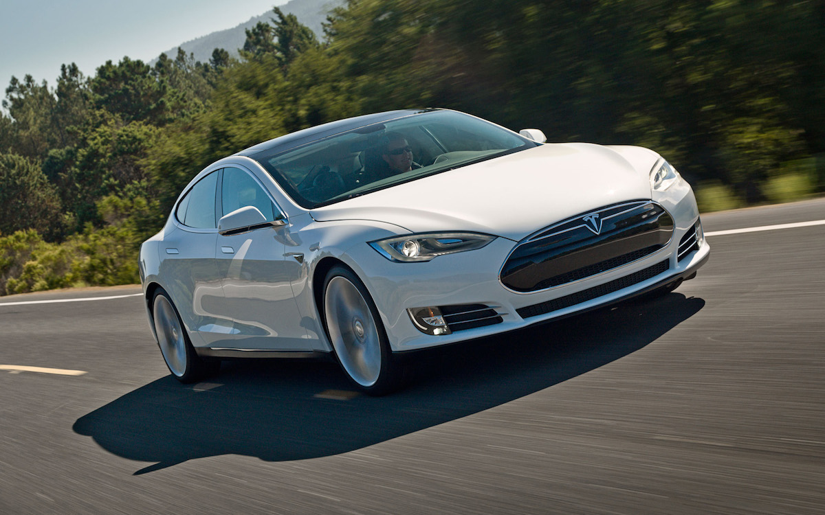 Tesla Model S Facts 14