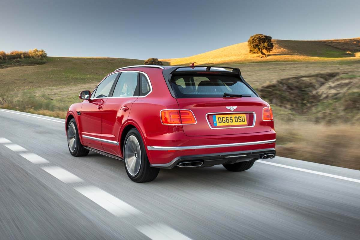 Bentley Bentayga Picture 19