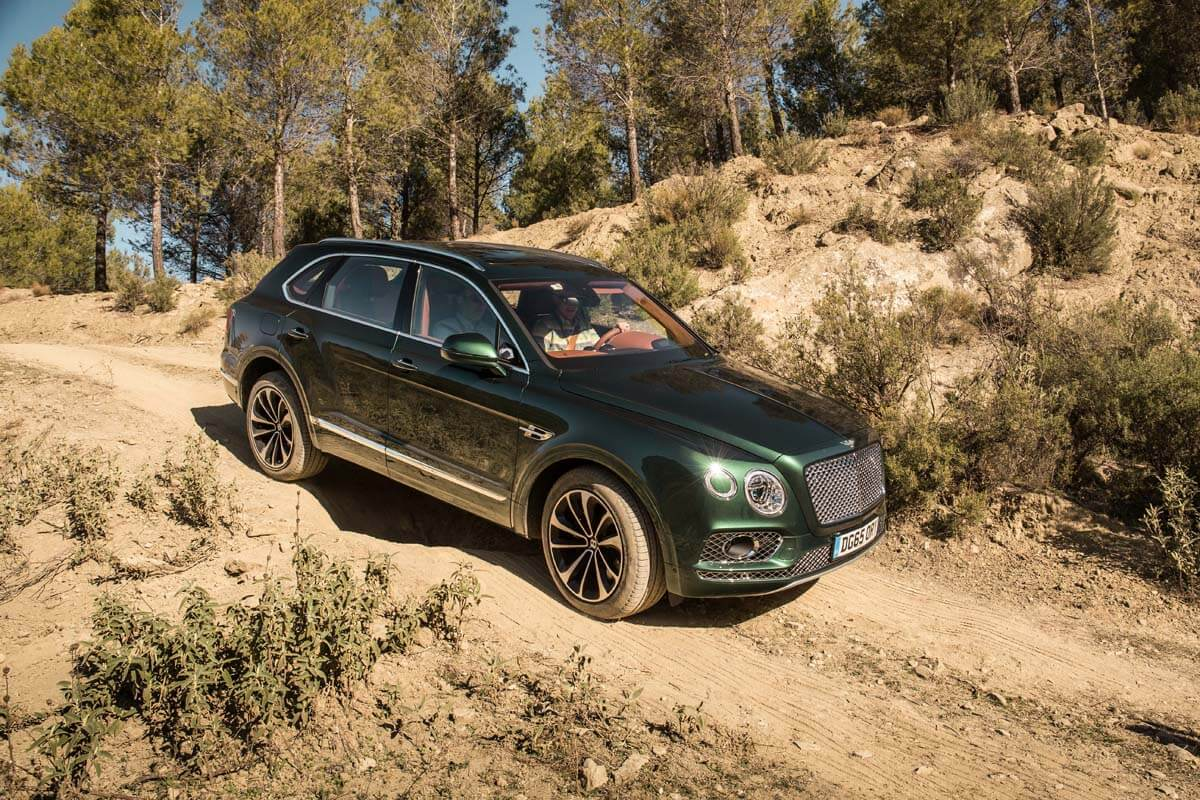 Bentley Bentayga Picture 6