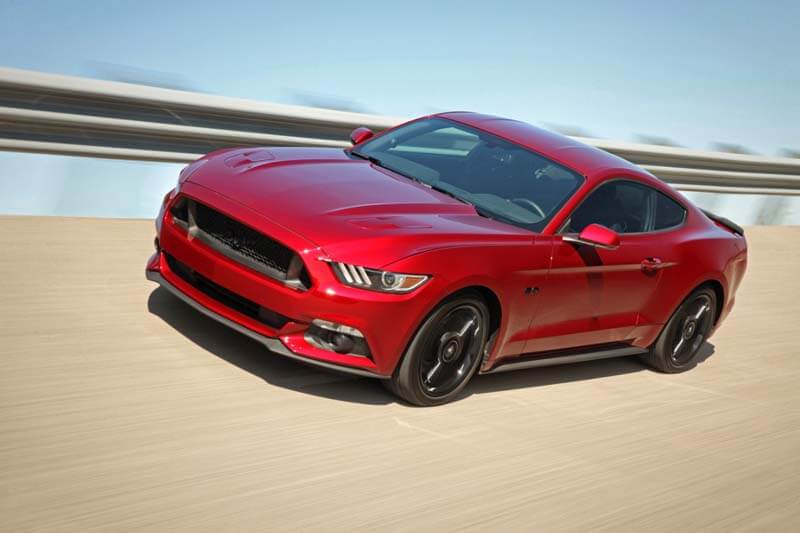 Affordable sports cars - 2016 Ford Mustang