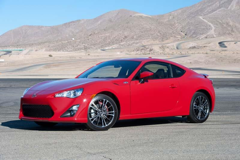 Affordable sports cars - 2016 Scion FR-S