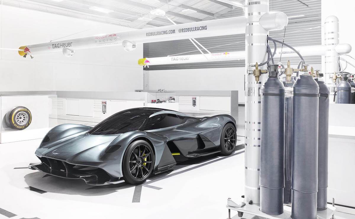 Aston Martin Red Bull AM-RB 001 Hypercar 2