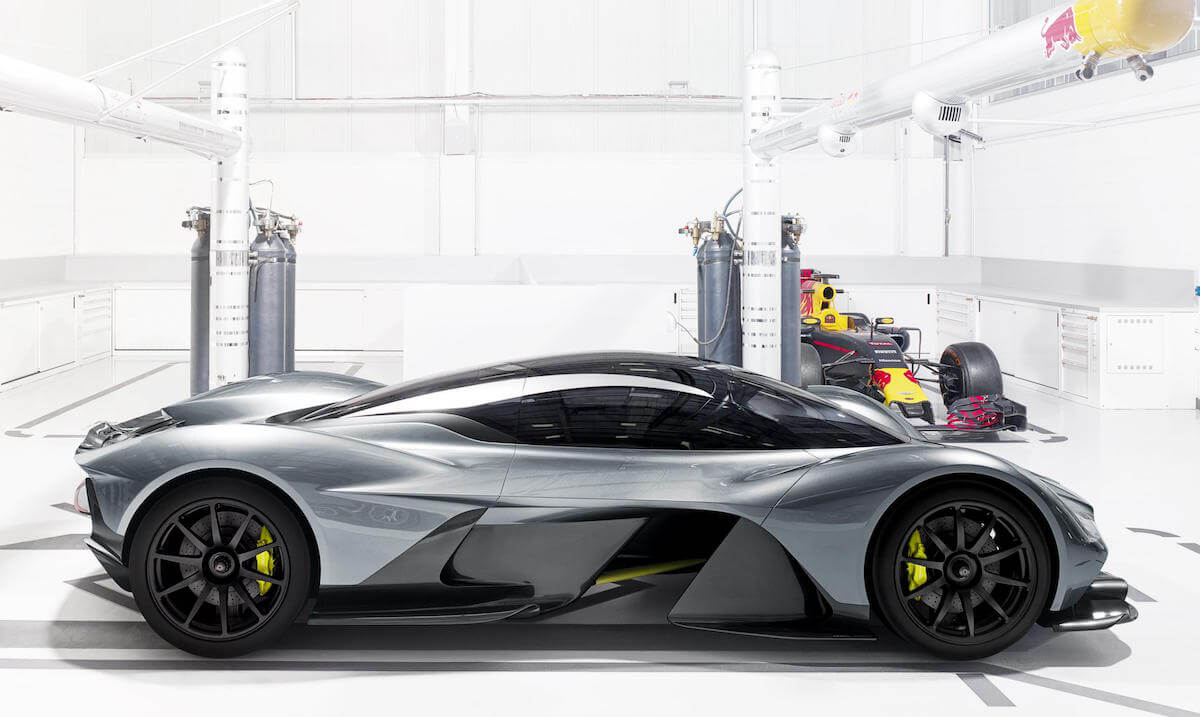 Aston Martin Red Bull AM-RB 001 Hypercar 5