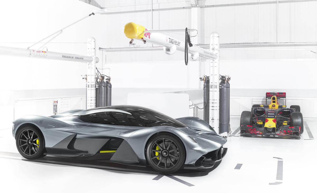 Aston Martin Red Bull AM-RB 001 Hypercar 8
