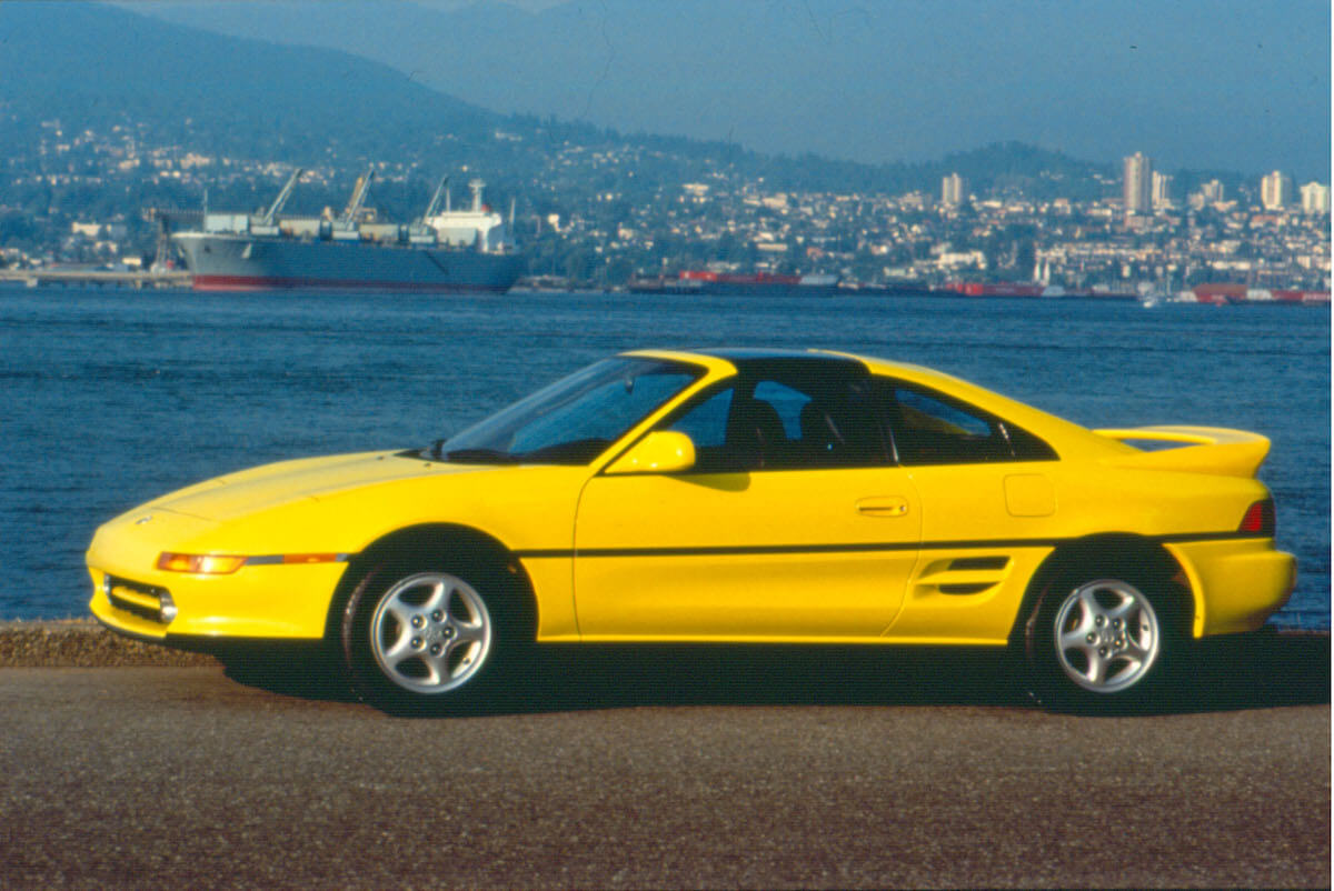 The Toyota MR2 Turbo