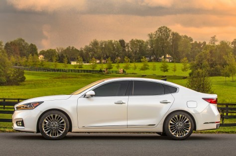 All-New 2017 Kia Cadenza: For anyone who has ever wanted lots of premium features