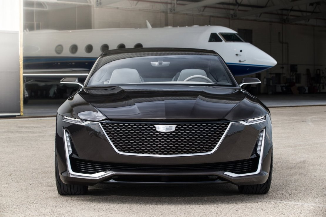 Home / News / Cadillac Escala Concept: It'll Play Beyond Pebble Beach - Official Photos and Info VIEW 21 PHOTOS Cadillac Escala Concept: It'll Play Beyond Pebble Beach Cadillac Escala Concept