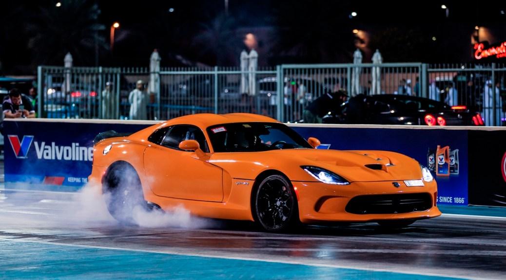 The Regions Best Urban Street Racers Return TOo Yas Marina Circuit