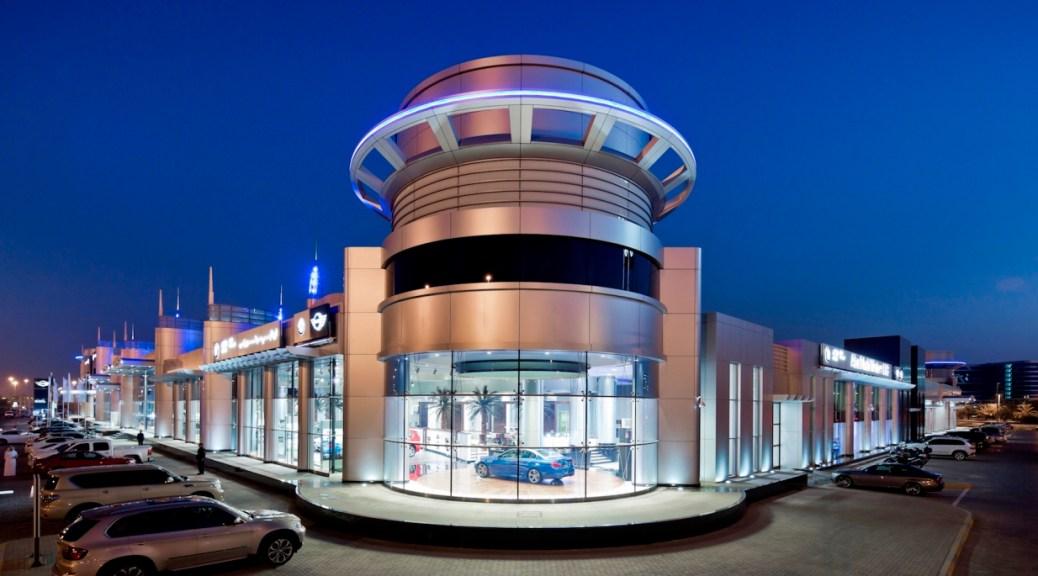 Abu Dhabi Motors Celebrates Three Wins at Rolls-Royce Motor Cars World Dealer Conference