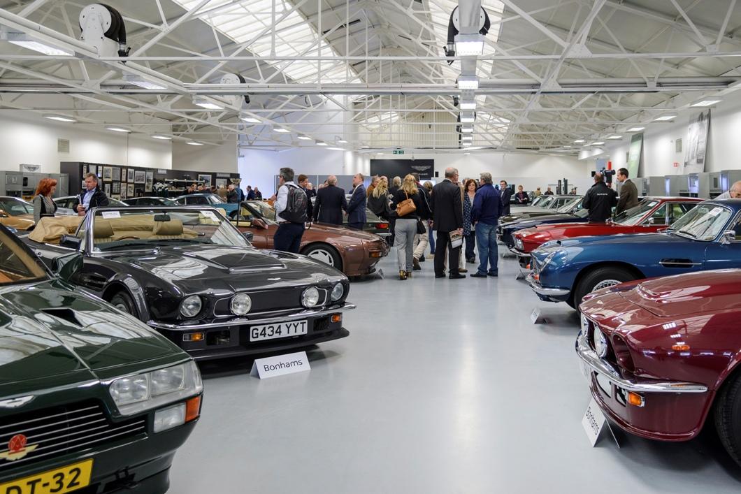 £5 Million of Aston Martins Sold at Bonhams-01