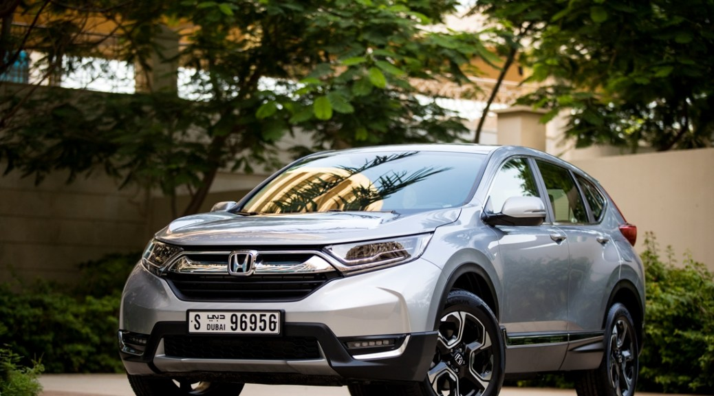 Honda Launches the Completely Redesigned and Reengineered ‎All-New 2017 CR-V