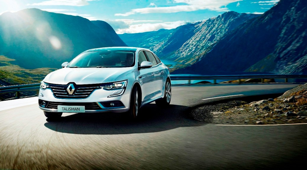1.88 Million Renault Vehicles Sold Globally in the First Half of 2017