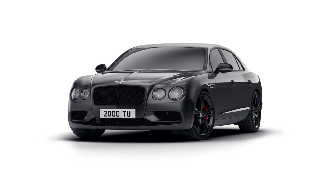 Bentley Flying Spur V8 S Black Edition Experience the Darker Side