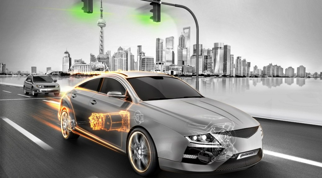 Continental Focuses on Efficient Combustion Engine Technologies