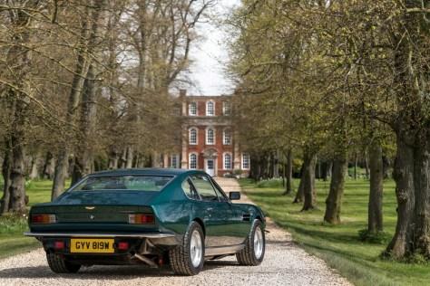 1980 Aston Martin V8 Vantage
