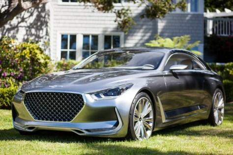 Hyundai Vision G-Coupe Concept
