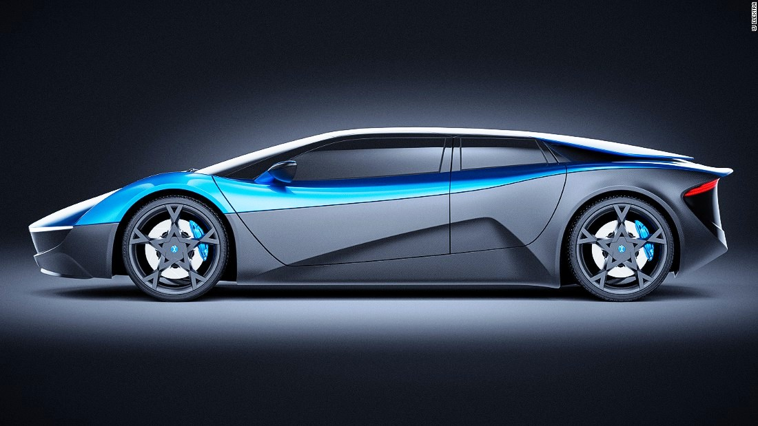 The Electric Supercars That Showed up So Far