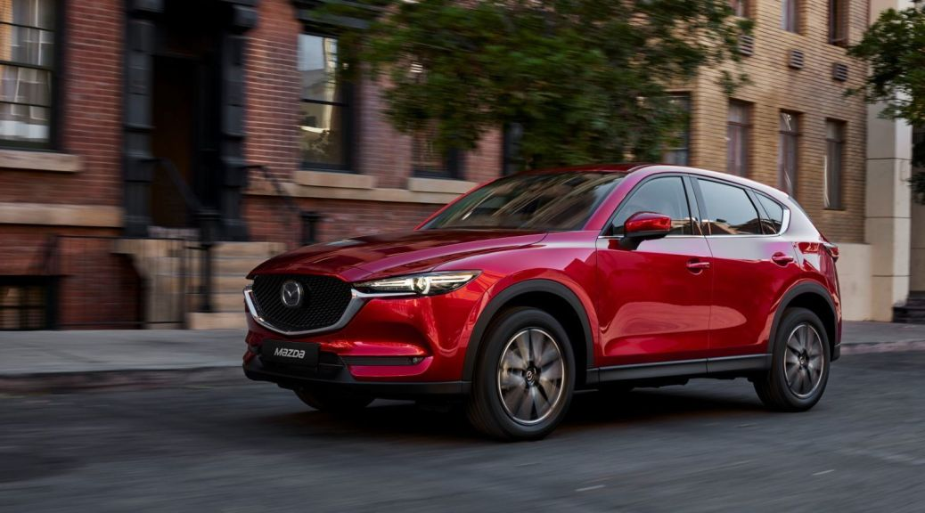 The All-New Mazda CX-5 Will Be Debuting in Dubai Motor Show 2017