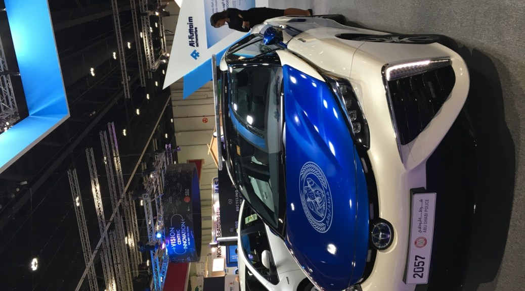 Toyota and Lexus on a Mission to Drive Decarbonized Mobility at Abu Dhabi's World Future Energy Summit