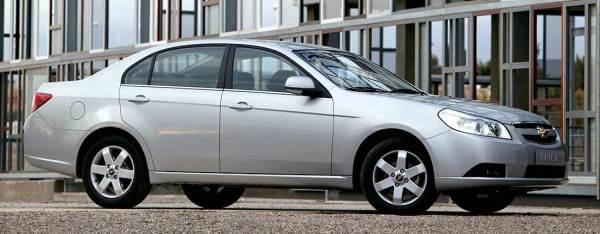 Chevrolet Epica tweedehands & goedkoop via AutoScout24.nl ...