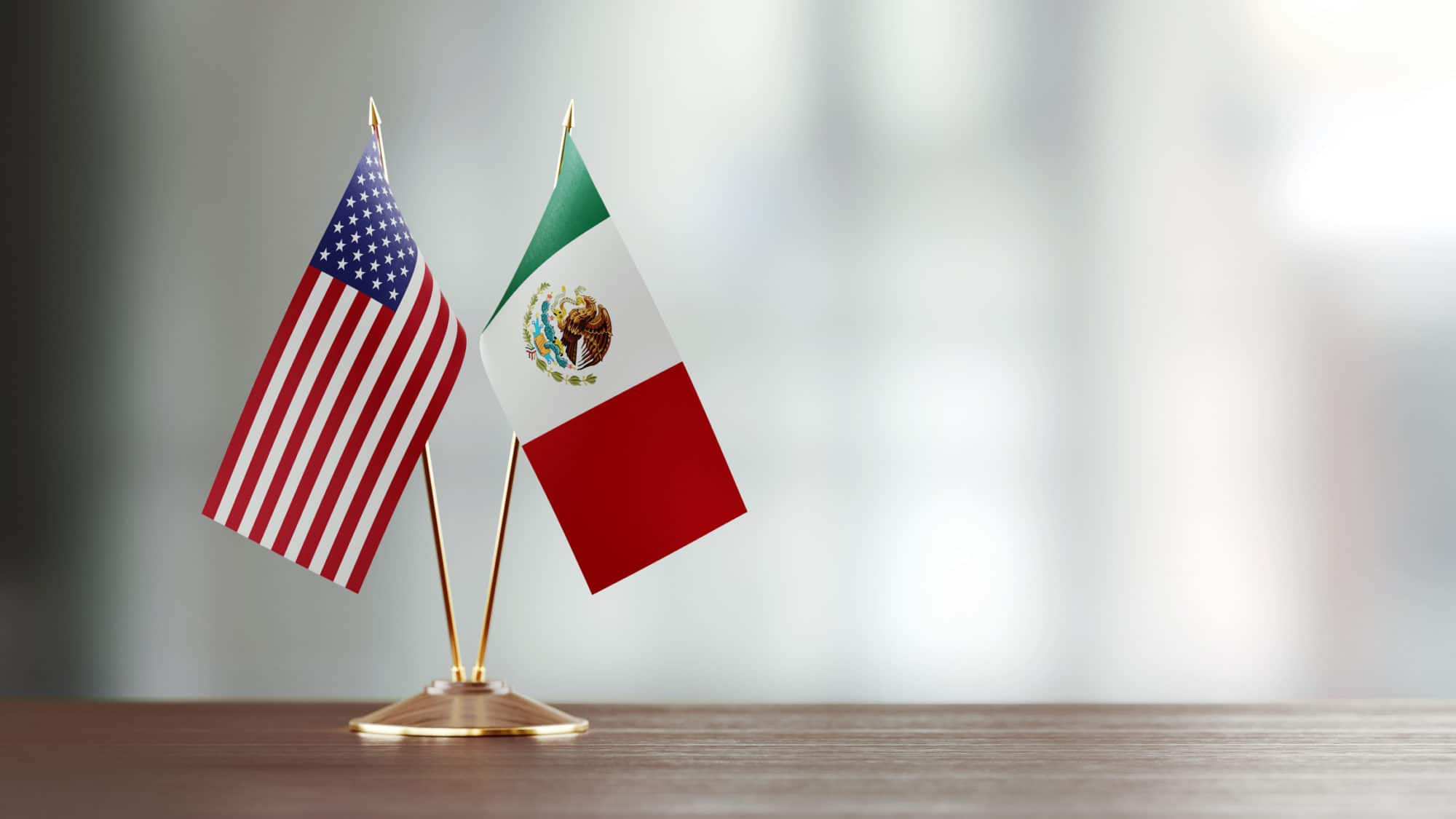 U S Mexico Reach Trade Understanding To Overhaul Nafta
