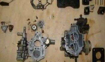 Vršimo generalne popravke karburatora