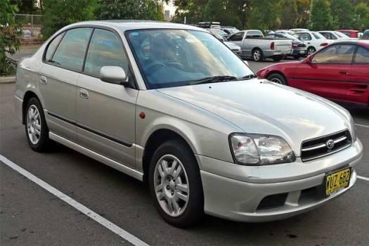 Subaru Legacy AWD