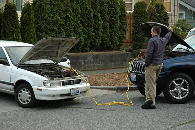 Dead Battery Cause Car Won't Start