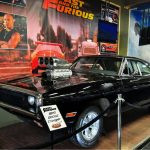 Dominic Toretto S 1970 Dodge Charger From Fast Furious Movie Austin Auto Show