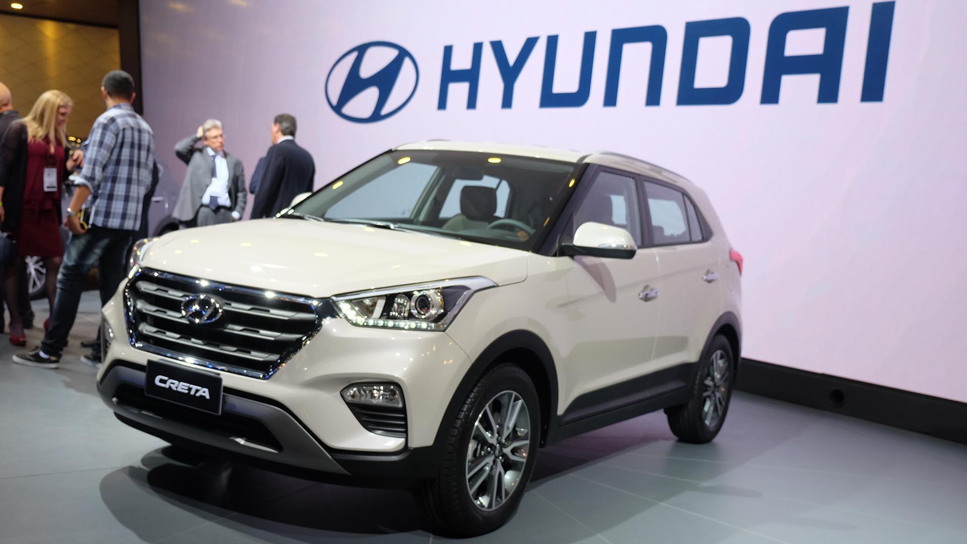 Hyundai Creta x Honda HR-V — Comparativo no papel