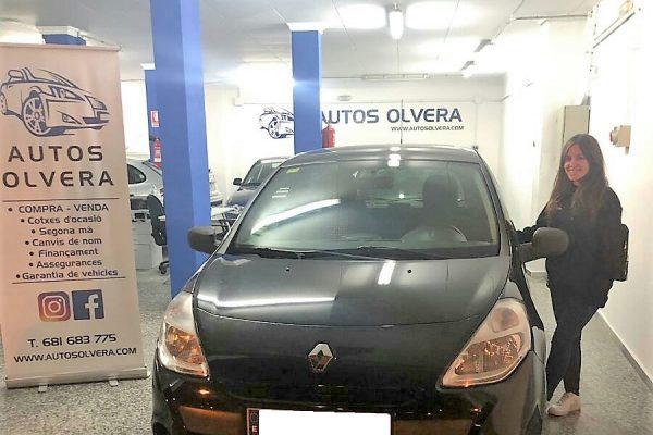 Foto compradora Renault Clio OK