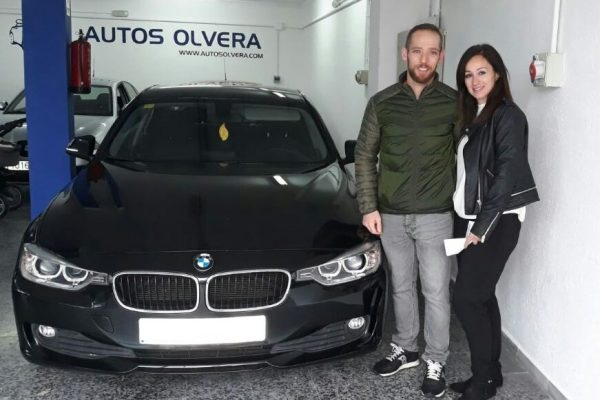 Foto compradores Marketing BMW318