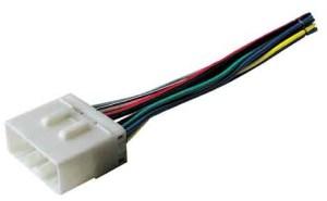 Car Stereo Radio Wire Harness Subaru ImprezaWRX 02 03 04