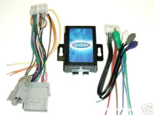 Metra GMOS04 Radio Replacement Wire Harness wNAV output, Car Stereo Kits, Audio Wiring