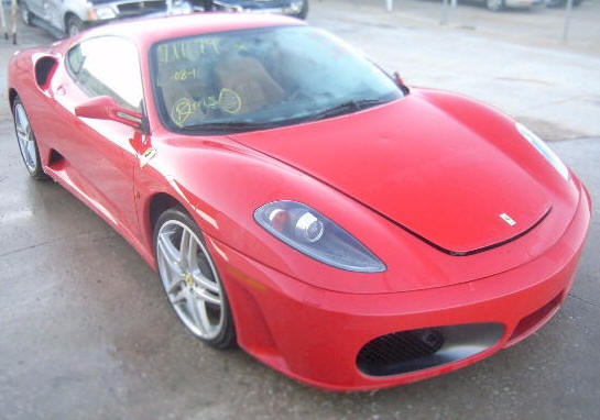 Salvage title loans