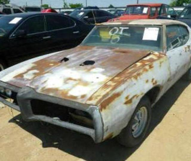 1970 Pontiac Lemans Drive As Is Or Restore For Sale Photos
