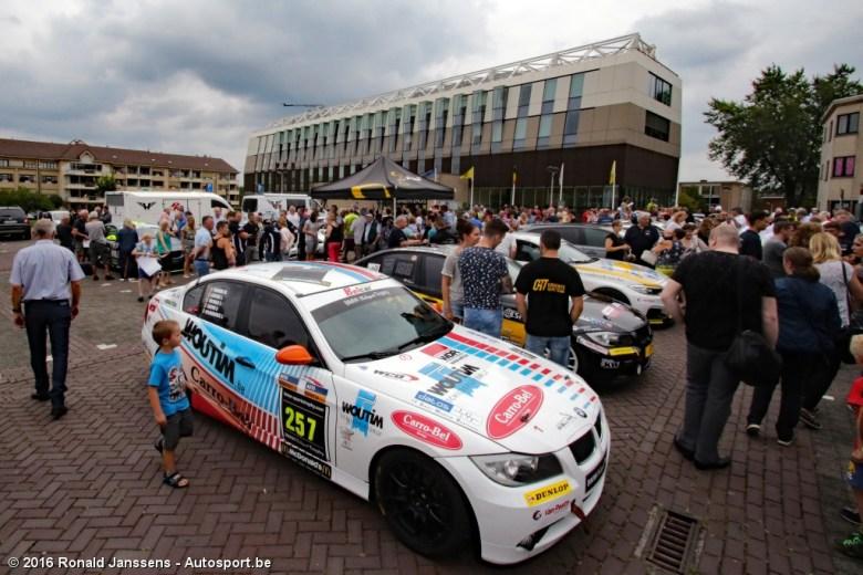 24H Zolder: Parade op woensdag - Verplicht voor alle deelnemers (+ Timing) - Autosport.be