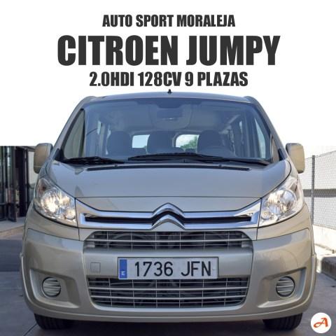 Citroen Jumpy 128cv 9 Plazas