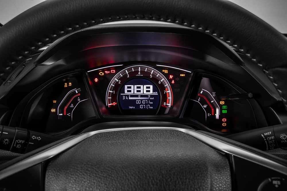 Honda Civic 2018 Ganha Novos Equipamentos De Srie