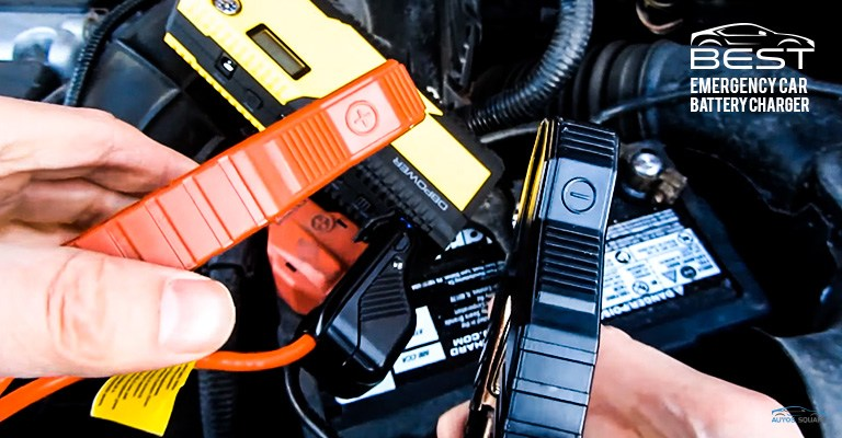 Top 5 Emergency Car Battery Charger