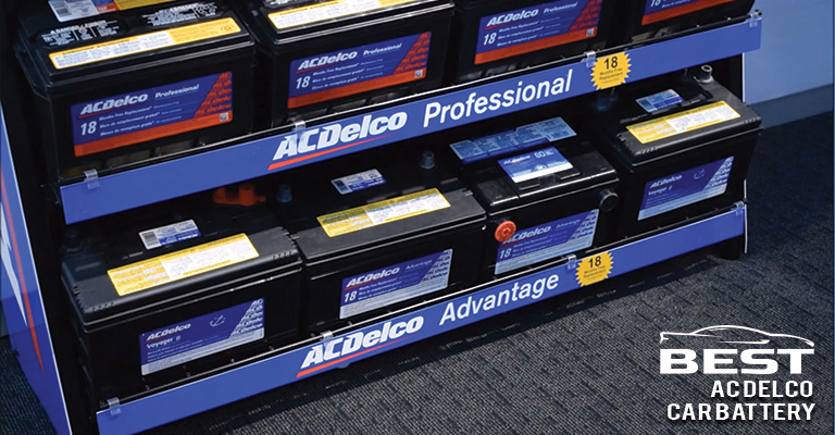 Best AC Delco Car Battery