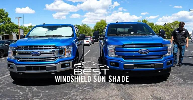 Best Windshield Sun Shade